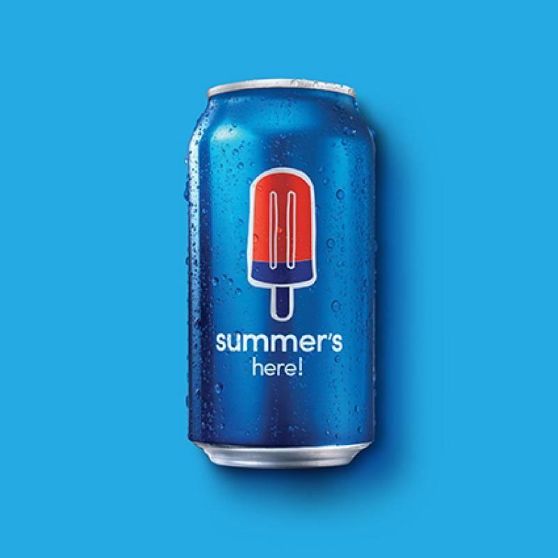 Energi Packaging Design Agency Specialists Creative Inspire Transform Pepsi Max Your Summer Campaign-Can Label Popsicle