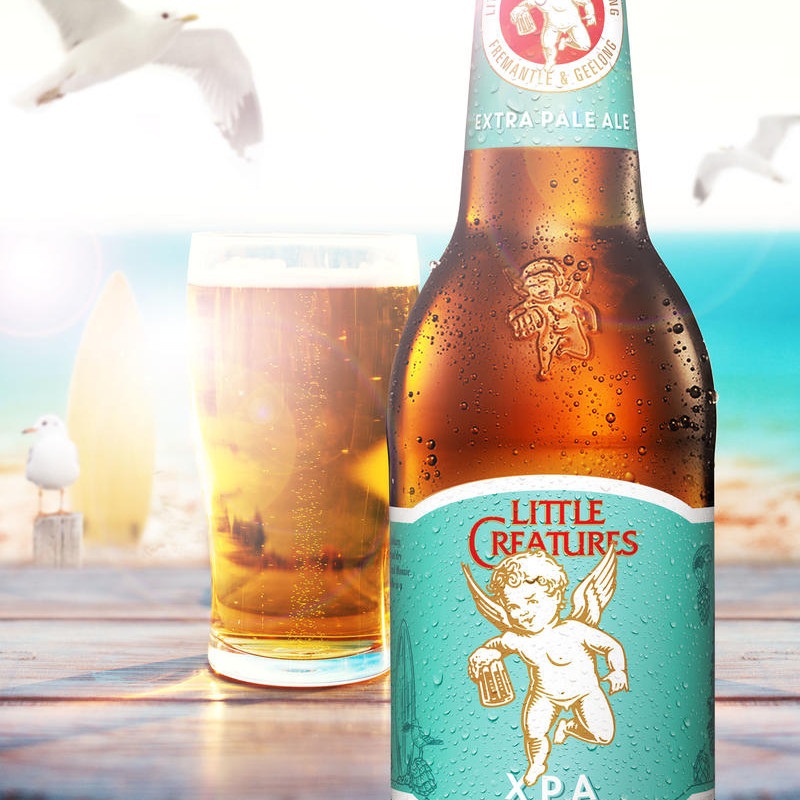 This season Energi and Little Creatures are bringing you a double triple treat