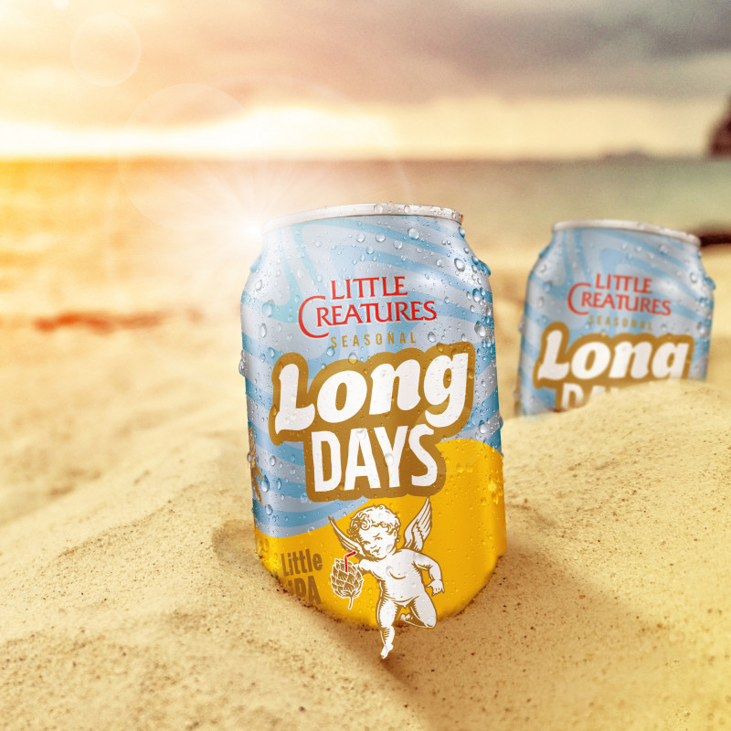 Little Creatures - Long Days - Small IPA